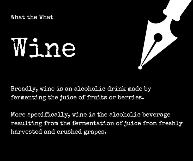 What the What - Wine - definition image