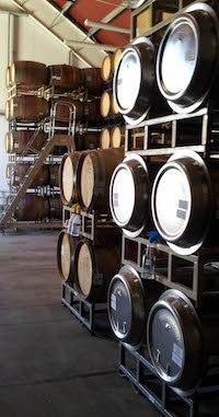 Steel barrel vs. French Oak.